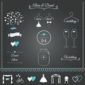 Wedding Stationary Design Elements