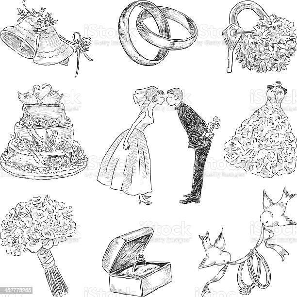 Wedding symbols vector id452775255?b=1&k=6&m=452775255&s=612x612&h=9 i1ycm8htftuk0iupfquzi9mlntksdzzlgfb9i21bk=
