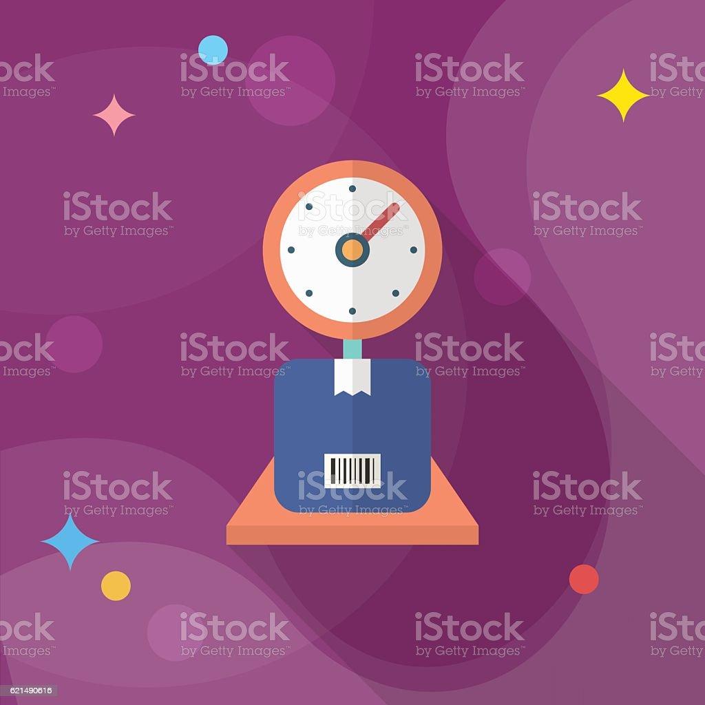 Weighing icon Lizenzfreies weighing icon stock vektor art und mehr bilder von ausrüstung und geräte