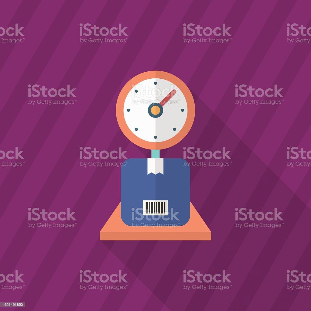Weighing icon weighing icon – cliparts vectoriels et plus d'images de affaires libre de droits