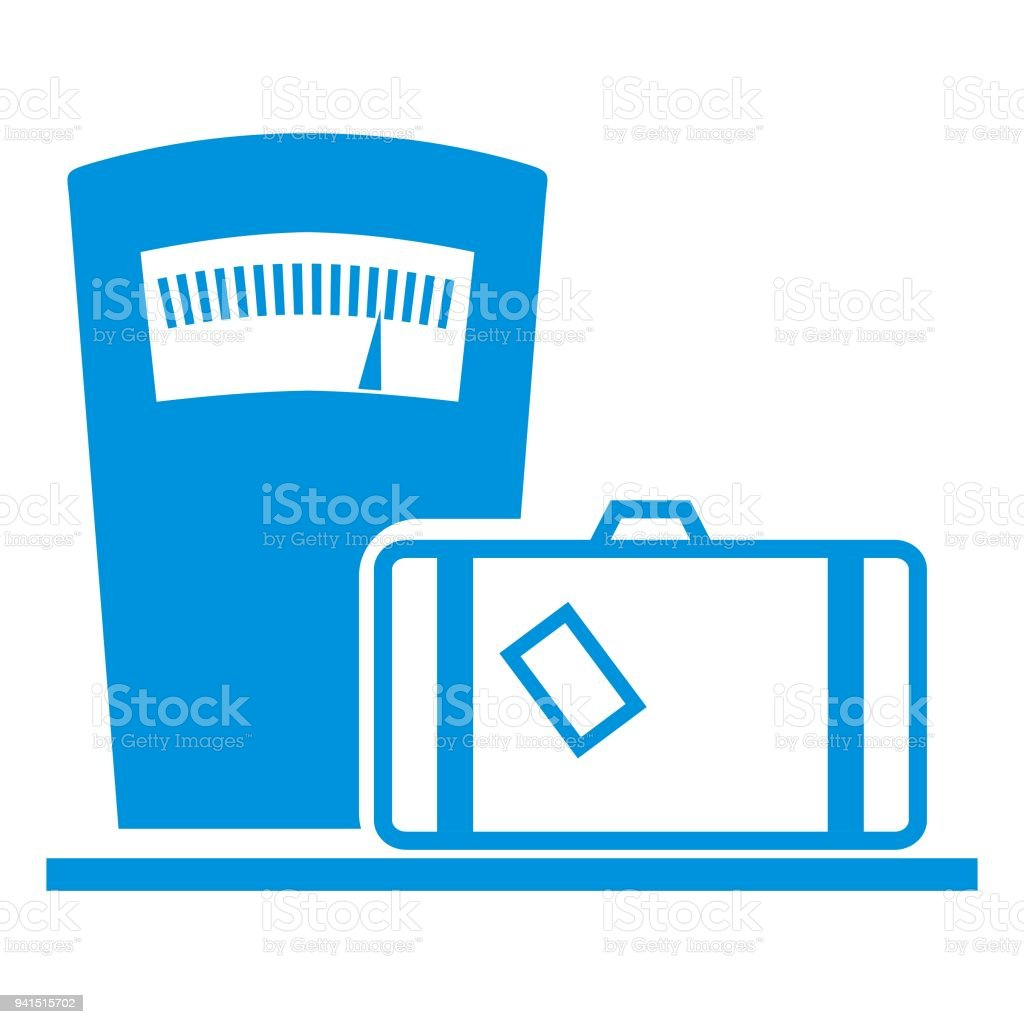 Bagage Balance Banderole Carte De Visite Internet