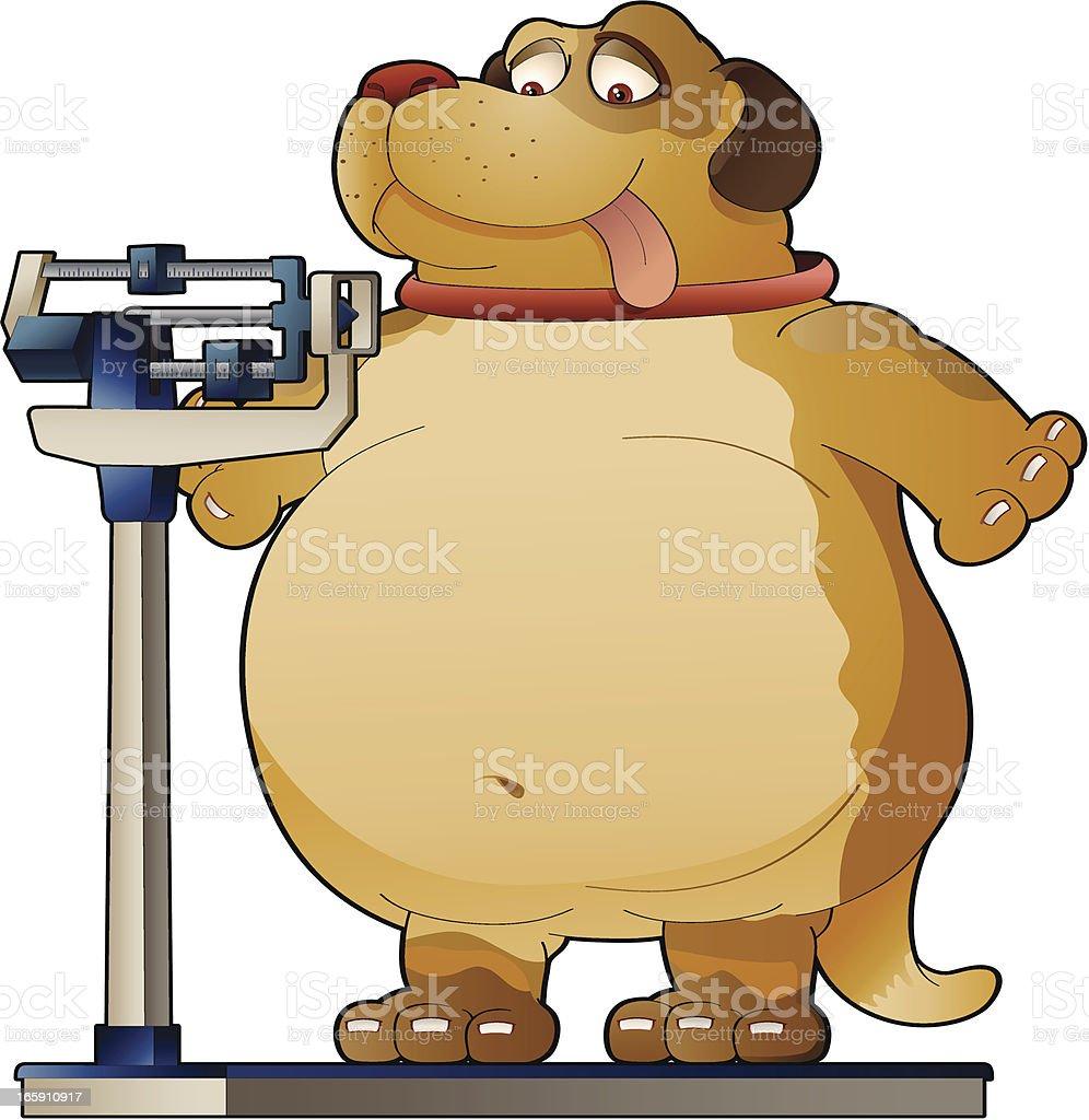 royalty free fat dog clip art vector images illustrations istock rh istockphoto com dog clip art images free dog clipart free black and white