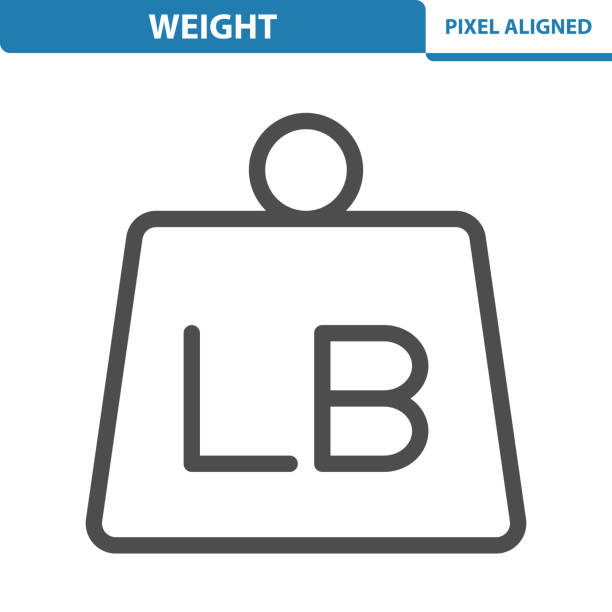 gewicht-symbol - pfand stock-grafiken, -clipart, -cartoons und -symbole
