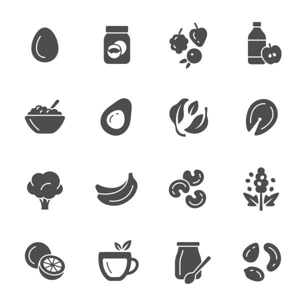 illustrations, cliparts, dessins animés et icônes de graphismes de nourriture amicales de perte de poids - infusion pamplemousse