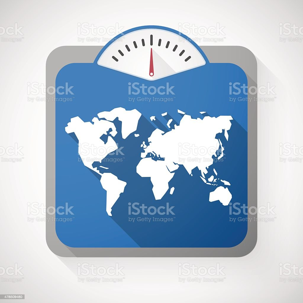 Weight scale with a world map stock vector art more images of 2015 weight scale with a world map royalty free weight scale with a world map stock publicscrutiny Choice Image