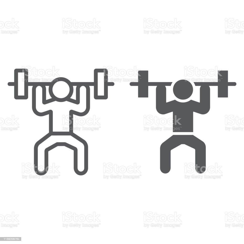 Technik beim gewichtheben
