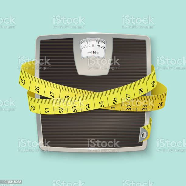 Weights and tape measure floor scales vector illustration vector id1045348058?b=1&k=6&m=1045348058&s=612x612&h=5r16n9x or5pqvgngsolnilos4rlqsbgds2g2jsbkk8=
