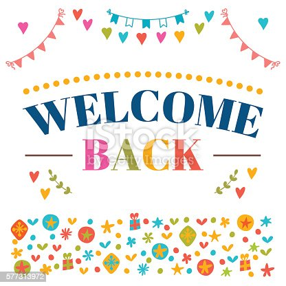 Breathtaking image throughout welcome back sign printable