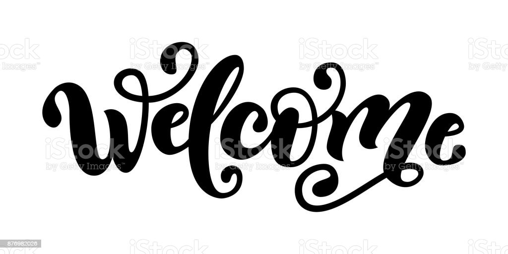 royalty free welcome clip art vector images illustrations istock rh istockphoto com welcome clipart for church bulletin welcome clip art images