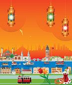 istock Welcome Ramadan 1310381860