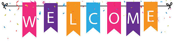 Image result for cute welcome sign clipart