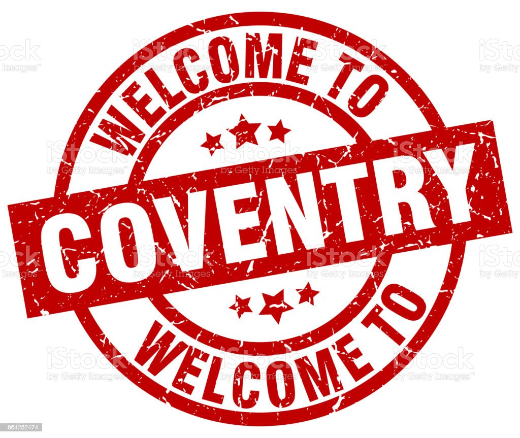 welcome to Coventry red stamp royalty-free welcome to coventry red stamp stock vector art & more images of award ribbon