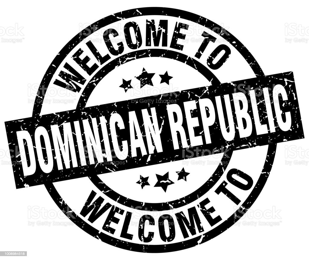 Dominican welome darksome and white