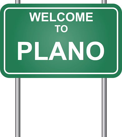 Welcome to Plano vector