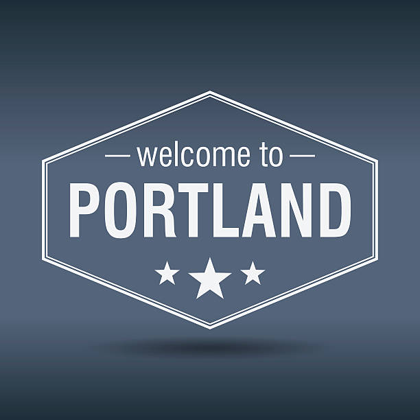 Royalty Free Portland Oregon Clip Art, Vector Images ...