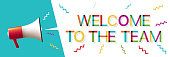 istock Welcome to the Team 1305811115
