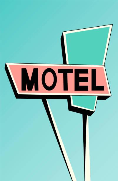 zapraszamy. - motel stock illustrations