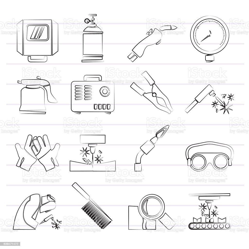 diagram of welding tools auto electrical wiring diagram u2022 rh wiringdiagramcenter today SMAW Welding Diagram Welding Chart