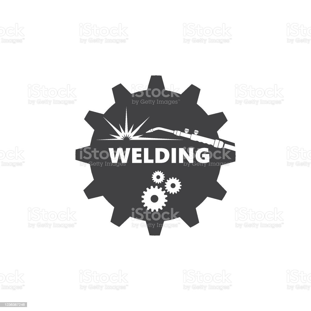 Welding Icon Vector Illustration Design Stock Illustration ...