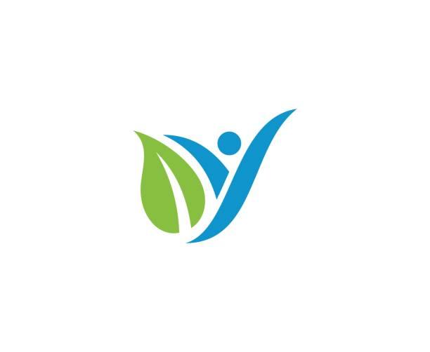 Wellness-Ikone – Vektorgrafik