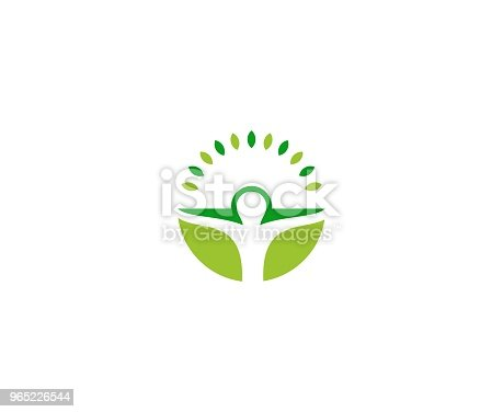 Wellness Icon Stock Vector Art & More Images of Adult 965226544