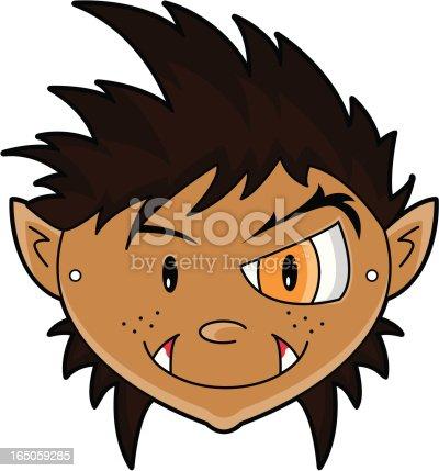 Hombre Lobo Para Ninos 165059285istock Vampiro Ninos Mascara