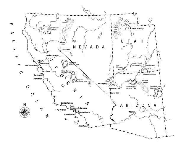 Royalty Free Utah Clip Art, Vector Images & Illustrations