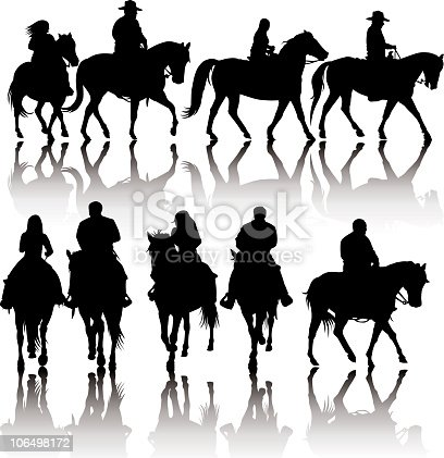 Western Horse Riding Clipart Western Horse S...
