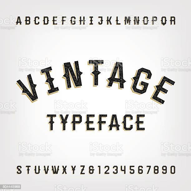 Western style retro distressed alphabet vector font vector id504445988?b=1&k=6&m=504445988&s=612x612&h=csj2gh560om3muniz3nriaogib4k1l zq6wyi197gpu=