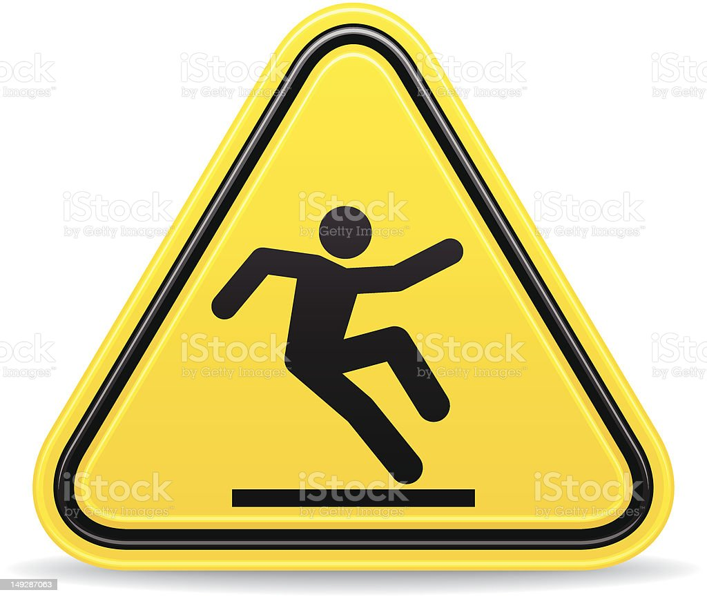 wet floor sign royalty-free wet floor sign stock vector art & more images of advice