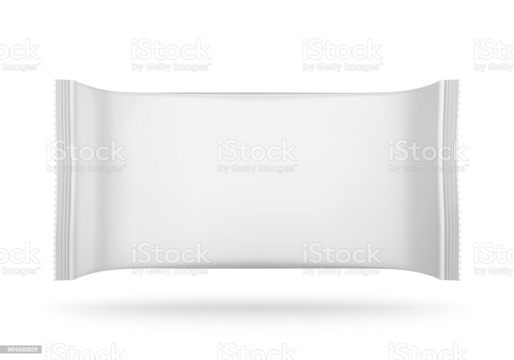 Wet wipes package isolated on white background royalty-free wet wipes package isolated on white background stock vector art & more images of aluminum