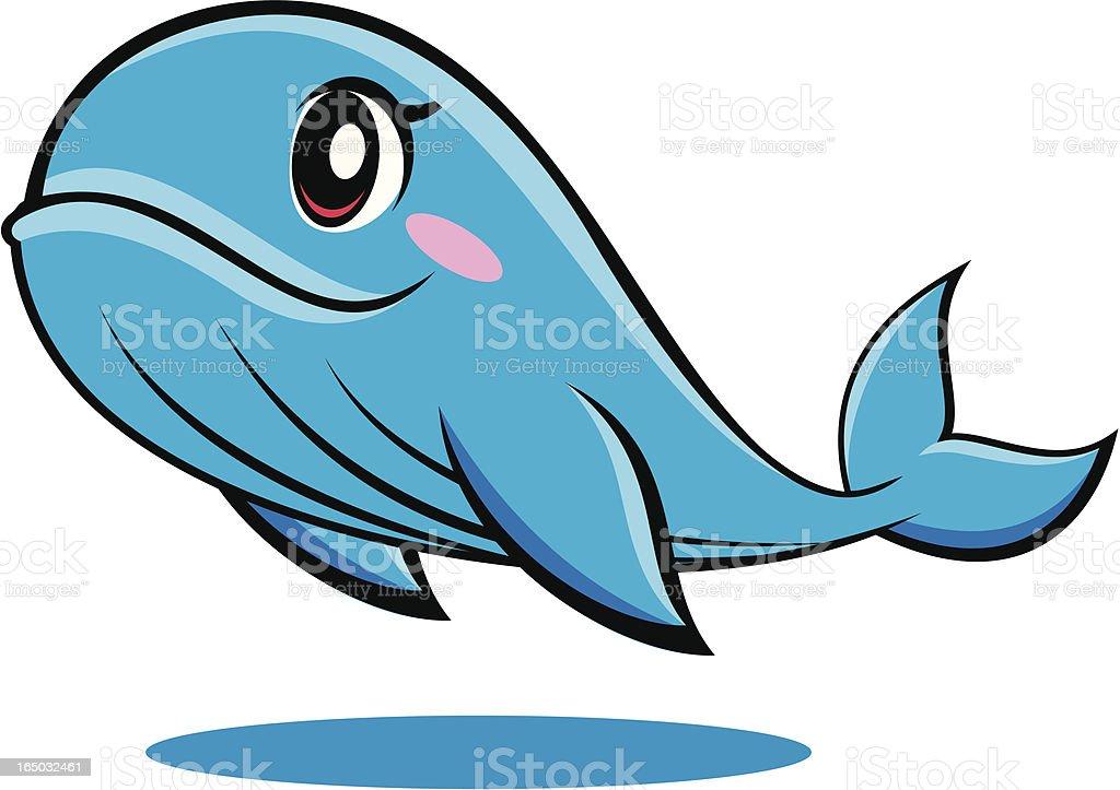 カットイラストクジラ イラストレーションのベクターアート素材や画像