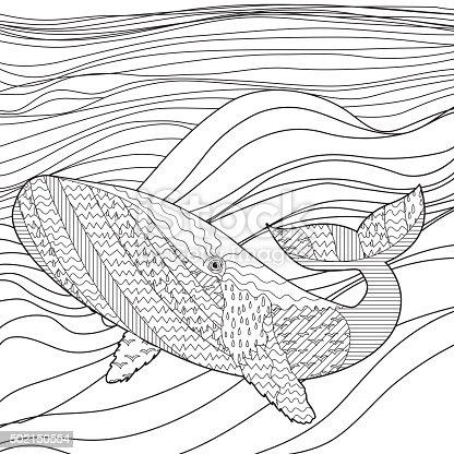 ᐈ Imagen De Avistamiento De Ballenas En Las Olas Para Anti Estrés
