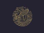 istock whale logo 627457952