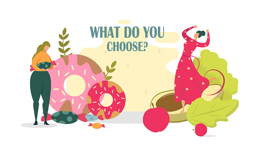 What do you Choose, Slimness or Fullness Figure.