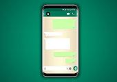Whatsapp chat inside samsung galaxy phone