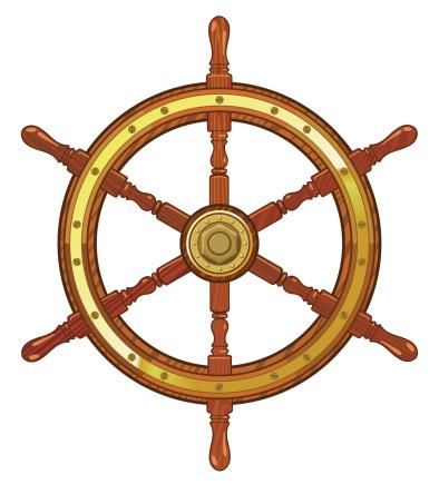 Wheel helm Steering