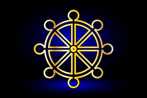 Wheel of Dharma,