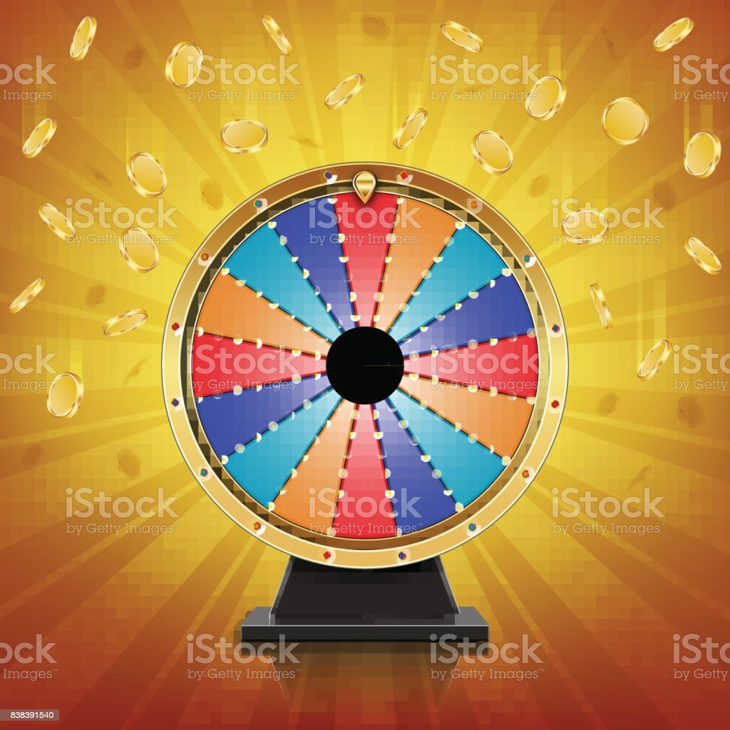 Wheel Of Fortune Stock Vector Art More Images Of Arrow Symbol