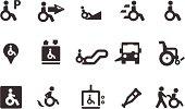 Wheelchair Symbols
