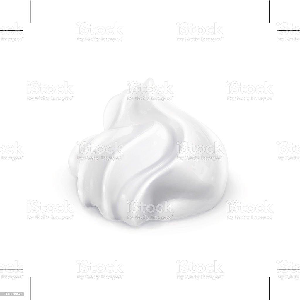 ホイップクリーム 3dのベクターアート素材や画像を多数ご用意 Istock