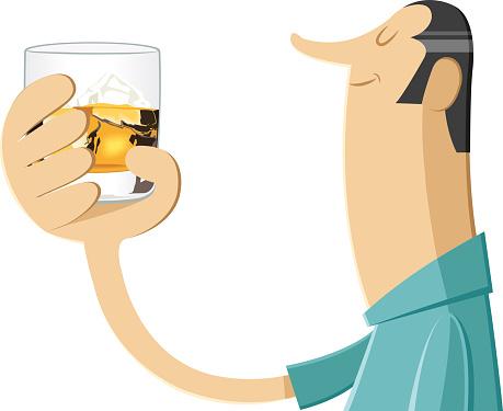 Whiskey toast