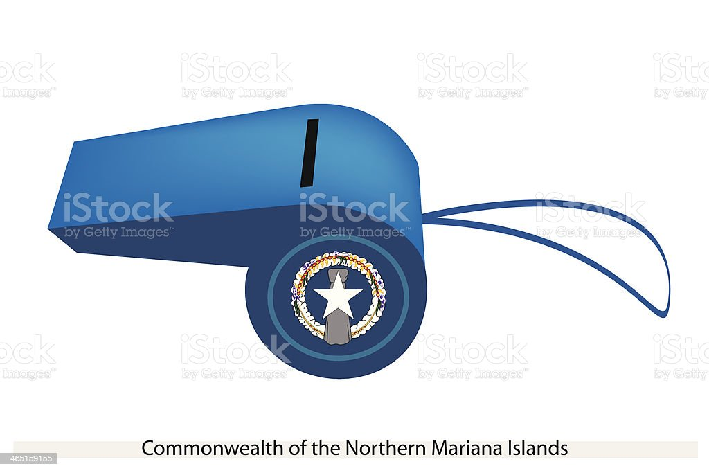 Whistle of The Northern Mariana Islands royalty-free whistle of the northern mariana islands stock vector art & more images of anniversary