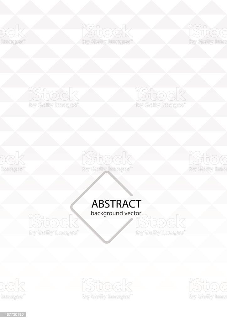 White abstract background vector. vector art illustration