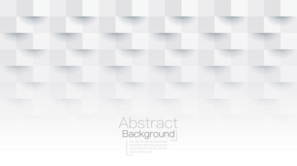white abstract background vector. - abstract background stock illustrations