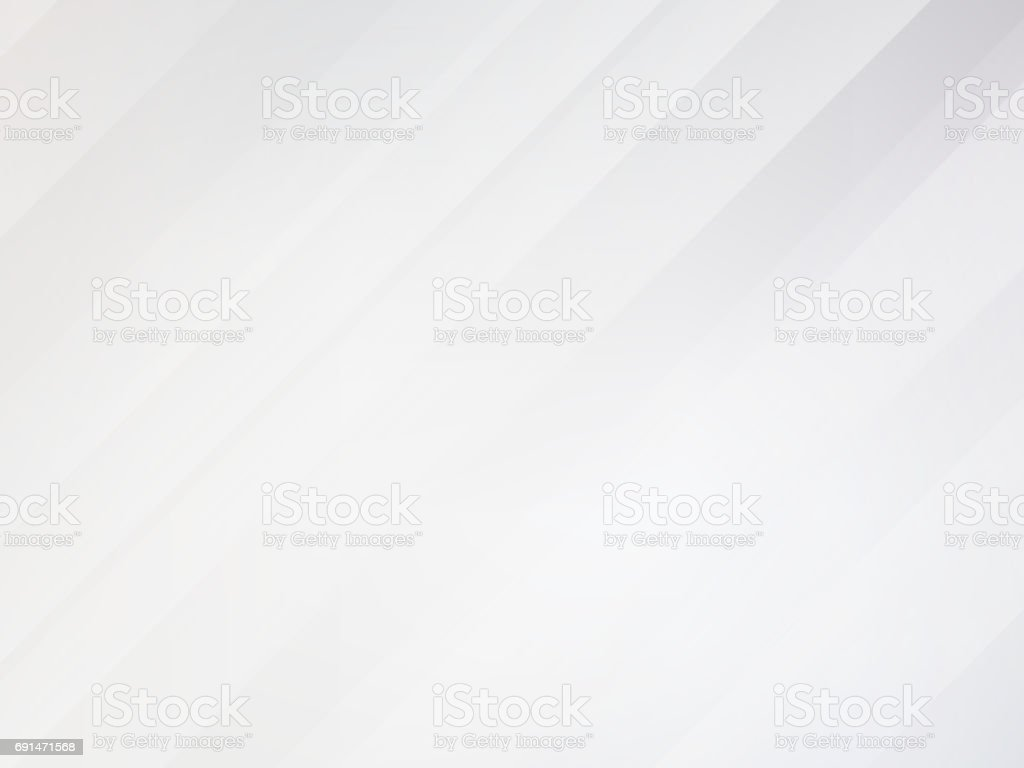 White abstract background with strips vector art illustration
