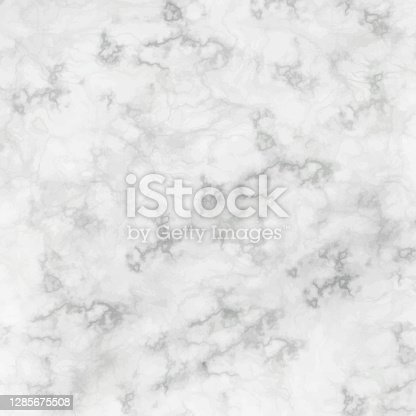 istock White and Gray Marble Texture Vector Background, useful to create surface effect for your design products such as background of greeting cards, architectural and decorative patterns. Trendy template inspiration for your design. 1285675508