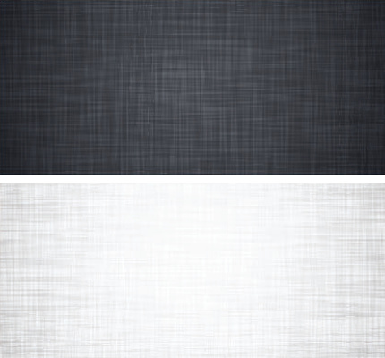 White and grey linen texture.