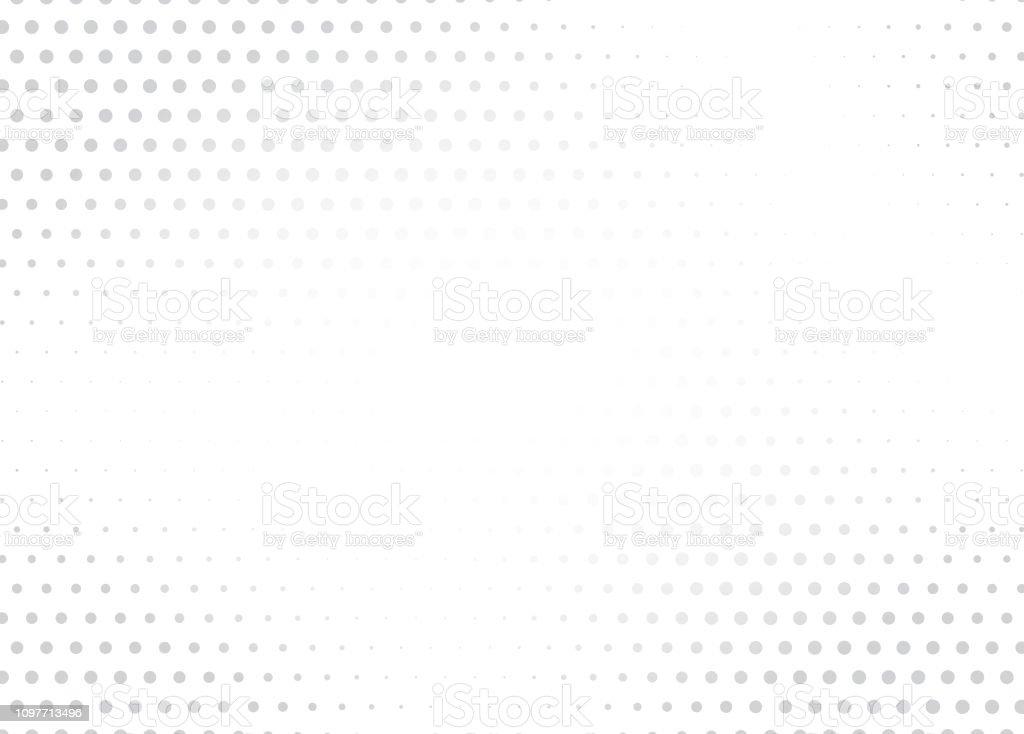 Vit och grå vektor bakgrund - Royaltyfri Abstrakt vektorgrafik
