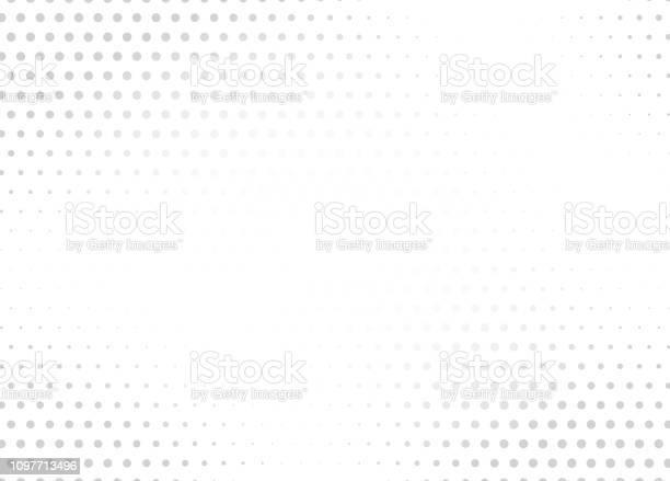 Vit Och Grå Vektor Bakgrund-vektorgrafik och fler bilder på Abstrakt